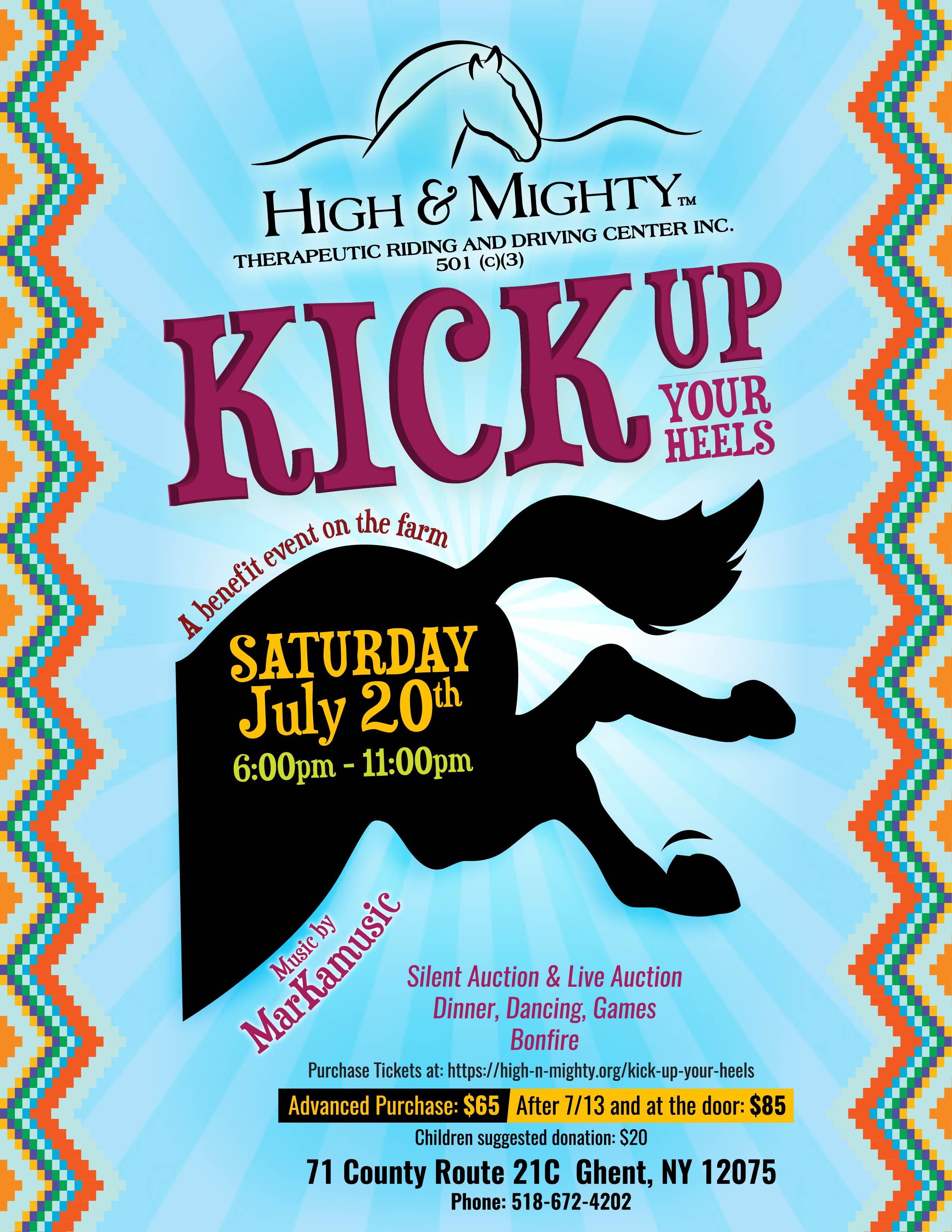 Kick Up Your Heels 2019